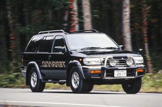 画像: 【クロカン列伝19 テラノ R50編】テラノにR32型スカイラインGT-Rの4WDシステムを投入