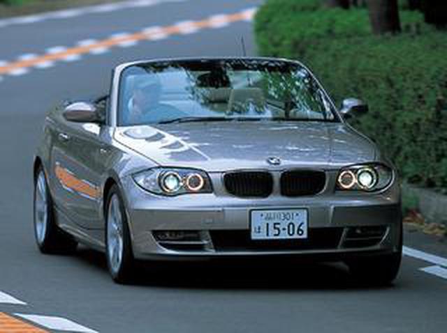 画像: 【ヒットの法則427】BMW120iカブリオレの登場で1シリーズのプレミアム度が大きくアップ