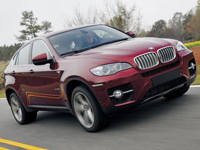 画像: 【ヒットの法則428】BMW X6は新技術を盛り込んだ新発想のプレミアムSUVだった