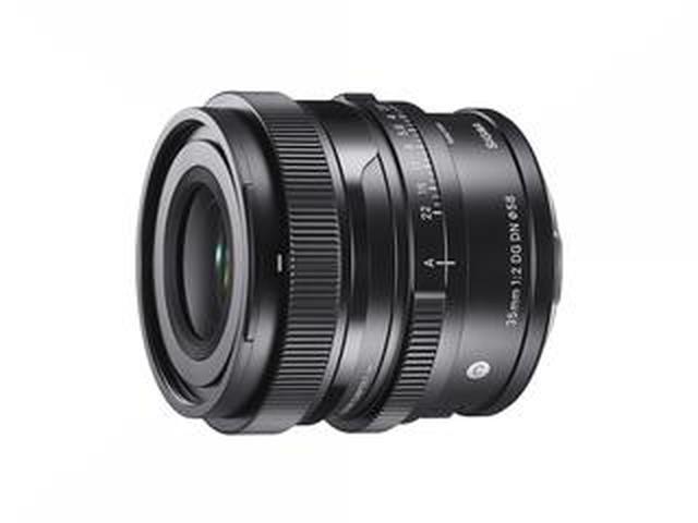 画像: シグマは「SIGMA 35mm F2 DG DN |Contemporary」を発表。価格は税別7万8000円。発売は2020年12月8日予定。