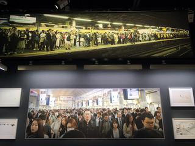 画像: 島田真希写真展『人人人 I'M HERE』。2年ぶりとなる個展は人にフィーチャーしたものとなりました。