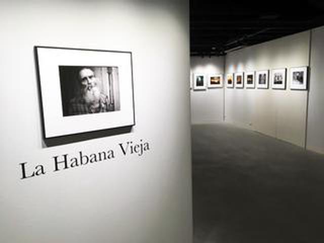 画像: 上田晃司写真展『La Habana Vieja』。何気なくフラっと訪れたキューバの首都ハバナ。旧市街地に見せられた作者は以後通い詰めることに...。