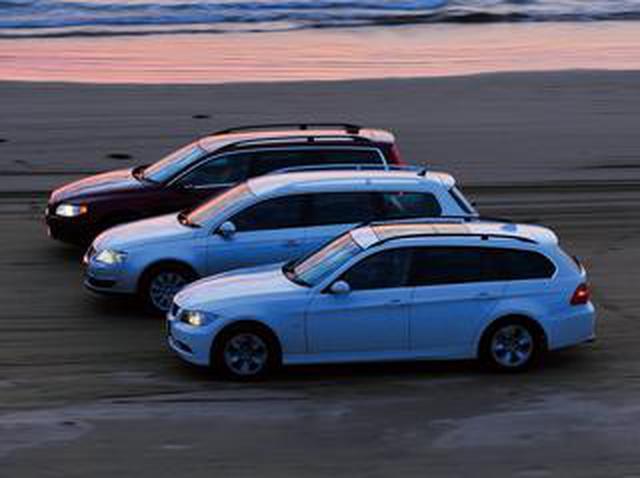 画像: 【ヒットの法則435】ボルボV70、BMW3シリーズ、VWパサートはどれも個性豊かでオーナーの嗜好を感じさせた