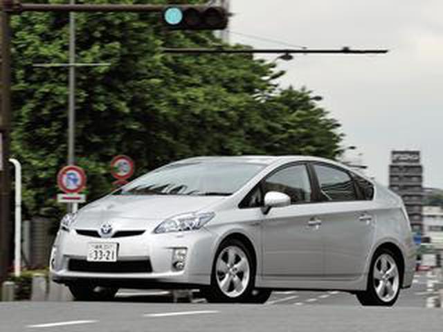 画像: 【10年ひと昔の国産車 28】トヨタ プリウスには燃費だけではない世界に誇れる未来感があった