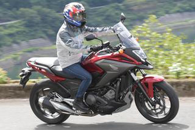 画像: ホンダ「NC750X DCT」価格と燃費だけじゃない! 快適性能が高くて走りも楽しい旅バイク【試乗インプレ 2020】