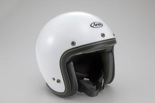 画像: トラッドな雰囲気を守りながら最新の快適性を獲得! アライヘルメット「クラシック・エアー」