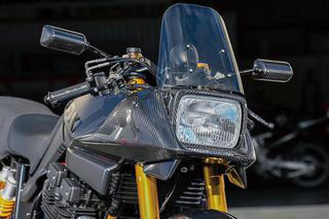 画像: ブライトロジックGSX1100S(スズキGSX1100S)AMAスタイル+倒立のスパルタン・カタナ【Heritage&Legends】