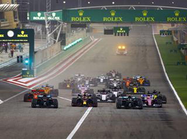 画像: F1サヒールGP、表彰台の常連が敗れた理由をホンダのドライバーコメントから探ってみた!【モータースポーツ】