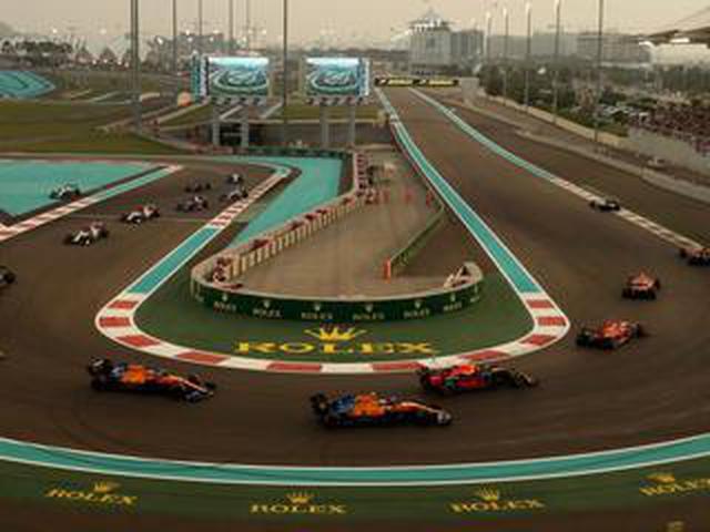 画像: F1第17戦最終戦アブダビGPが12月11日に開幕、どんなフィーナーレを迎えるか【モータースポーツ】