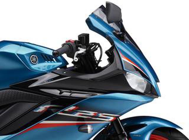 画像: トレンド色「シアン」を初採用! ヤマハがYZF-R25とYZF-R3の2021年モデルを発表【2021速報】