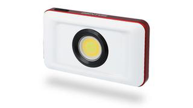 画像: ジェントスから調色機能を持つコンパクトな投光器が登場! 作業はもちろんキャンプや撮影などでも活躍