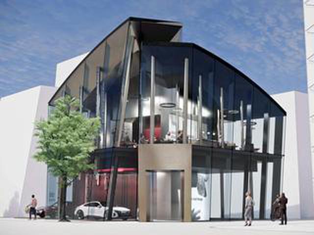 画像: アウディの次世代ブランドストア「アウディ ハウス of プログレス トウキョウ」が2021年1月14日に青山にオープン