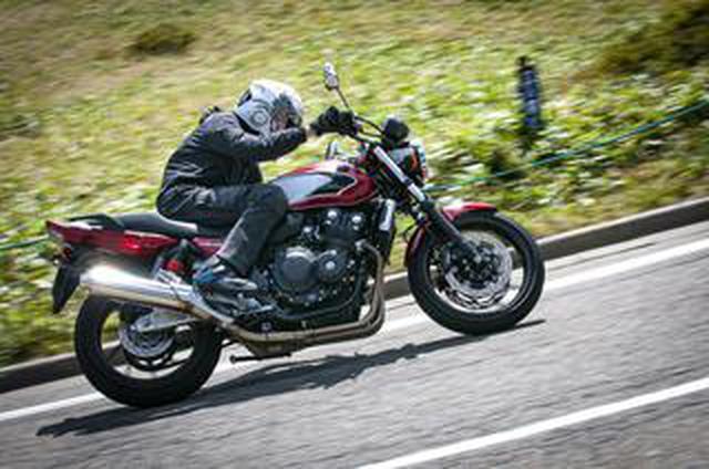 画像: 度量が違う。今あるバイクの中で『CB400SF』の守備範囲の広さは世界一!【ホンダの道は一日にして成らず 第2回/Honda CB400 SUPER FOUR 後編】