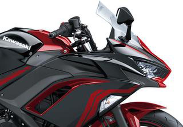 画像: カワサキが「Ninja 650」の2021年モデルを発表! KRTエディションとともに新色に! 2021年2月1日発売