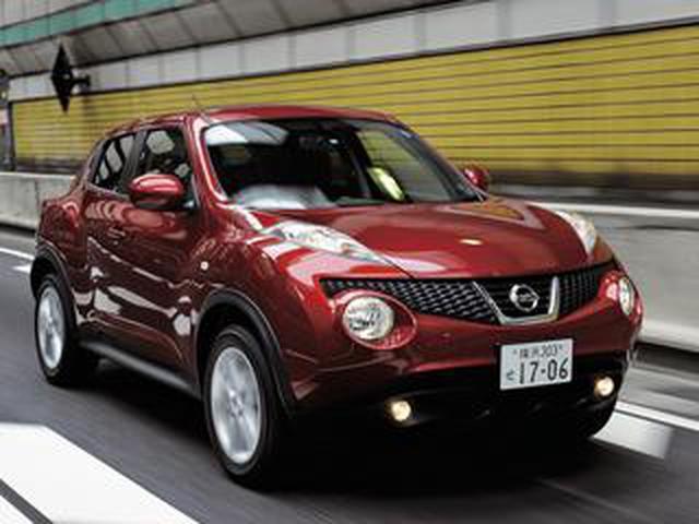 画像: 【試乗】日産 ジュークは極上のレスポンスでキビキビ爽快に走ってくれた【10年ひと昔の新車】