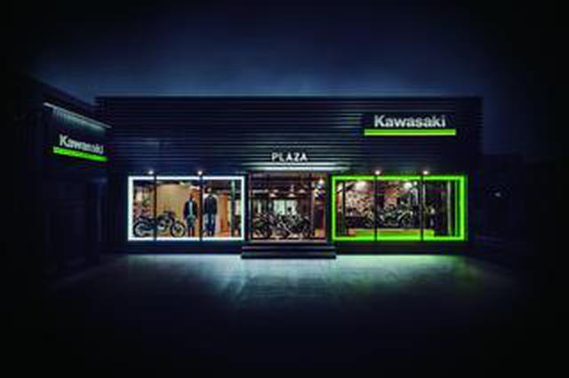 画像: 『カワサキ プラザ熊本』『カワサキ プラザ武蔵村山』の2店舗が2021年1月にオープン!