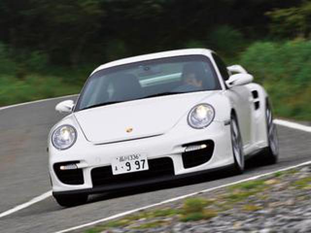 画像: 【試乗】997型 911 GT2はポルシェのスポーツカーの頂点に立つべく誕生したモデルだった【10年ひと昔の新車試乗記】