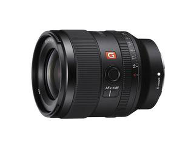 画像: ソニーは「FE 35mm F1.4 GM」を発表。発売は2月12日(金)。 価格は19万8530円(税別)。