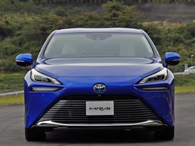 画像: 【写真蔵】フルモデルチェンジされたトヨタの燃料電池自動車「MIRAI」は、未来のプレミアムカーを目指した