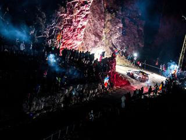 画像: WRCラリー・モンテカルロ開幕、優勝候補1番手はトヨタのオジェか【モータースポーツ】
