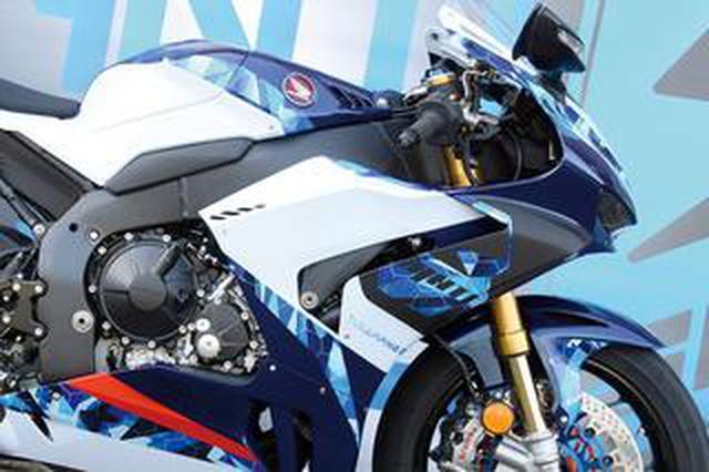 画像: バイクのカラーを変える「ラッピング」とは? 塗装よりも気軽で元の色にも戻せるフルカラーチェンジの方法を紹介