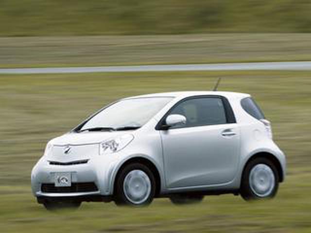 画像: 【試乗】トヨタiQはボディサイズや車格の概念を覆す風雲児だった【10年ひと昔の新車】