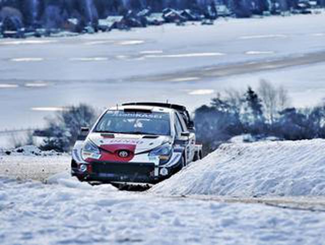画像: WRC開幕戦、王者オジェが圧巻の勝利、トヨタ1-2フィニッシュ達成【モータースポーツ】