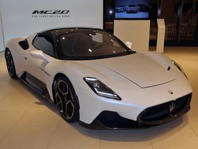 画像: 【写真蔵】マセラティ MC20は「2021年の最も美しいスーパーカー」を受賞したスーパースポーツ