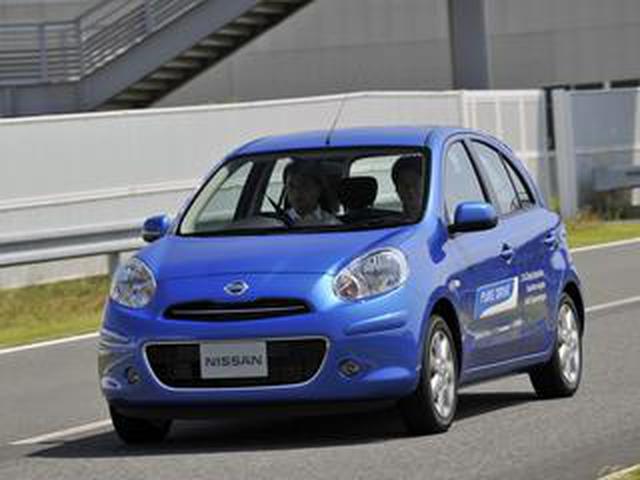 画像: 【試乗】日産 マーチはスーパーチャージャーを装着して世界一の好燃費を目指した【10年ひと昔の新車】