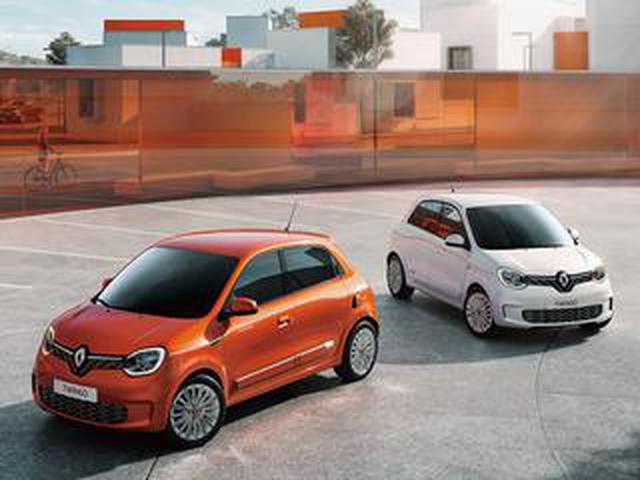画像: ルノー トゥインゴにオレンジ色のアクセントが映える特別仕様車「バイブス」を設定