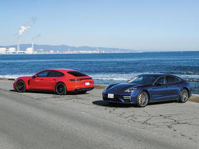 画像: 【試乗】ポルシェ パナメーラのトップモデル「ターボ」とグランツーリスモスポーツ「GTS」の個性