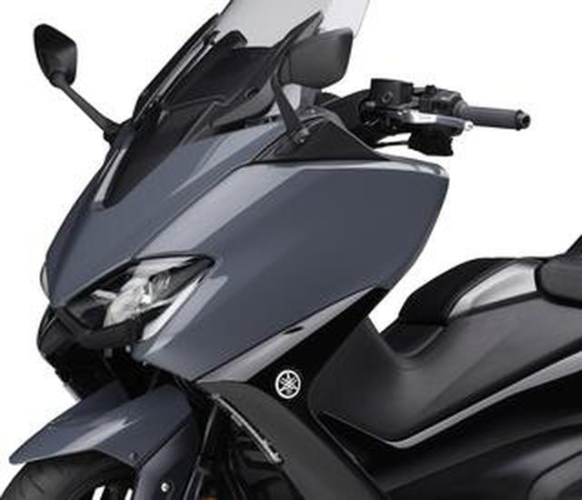 画像: ヤマハが「TMAX560 テックマックス」の2021年モデルを発表! 新色の発売日は4月26日