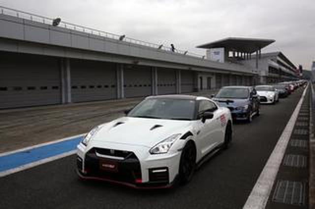 画像: スポーツカーでなくても富士スピードウェイ本コースで全開。NAPACが4月21日に走行会を開催