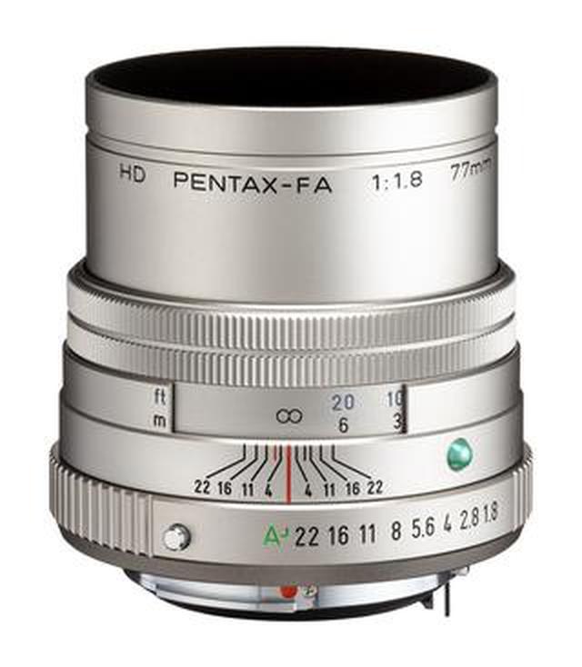 画像: リコー FAリミテッドレンズにHDコーティングを施した3機種を4月下旬に発売。 HD PENTAX- FA43mmF1.9Limited 8万7000円(税別) HD PENTAX- FA 77mmF1.8 Limited 12万円(税別) HD P...