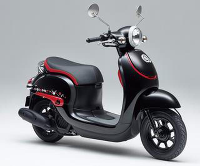 画像: ホンダ「ジョルノ」「ジョルノ・デラックス」【1分で読める 2021年に新車で購入可能なバイク紹介】