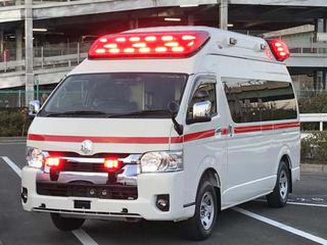 画像: 【はたらくクルマ】トヨタの「ハイメディック」は、進化を続ける高機能救急車