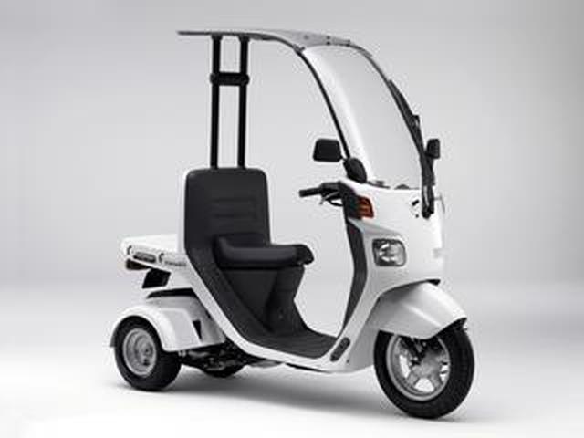画像: ホンダ「ジャイロキャノピー」【1分で読める 2021年に新車で購入可能なバイク紹介】
