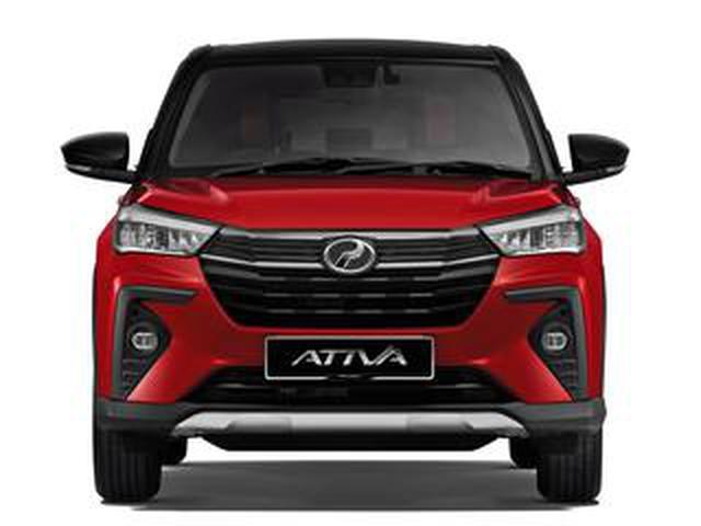 画像: ダイハツが新型コンパクトSUV「アティバ」を発表。DNGA海外展開の第1弾としてマレーシアで発売