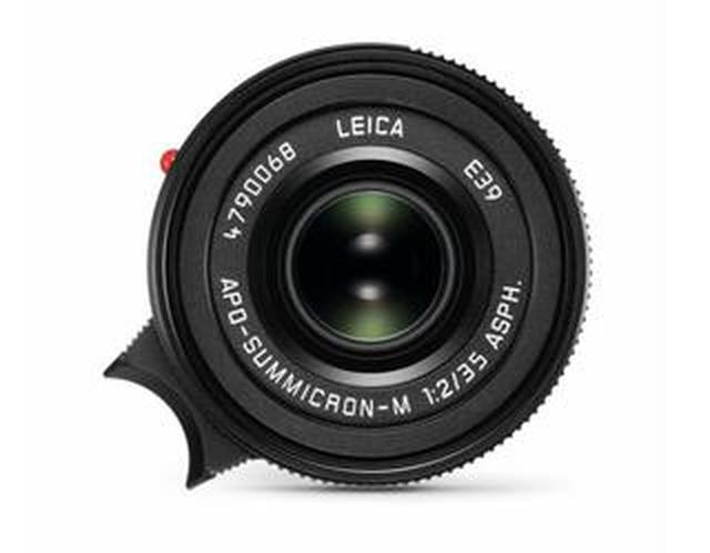 画像: ライカは「ライカ アポ・ズミクロンM f2/35mm ASPH.」を発売!