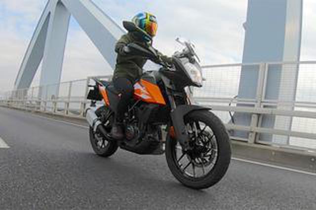 """画像: 155cm女子ライダーの、少しは参考になるかも? インプレッション """"KTM 250 ADVENTURE""""【レディスバイク】"""