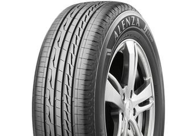 画像: ブリヂストン アレンザLX100は快適性を追求したオンロードSUV専用タイヤ。静粛性は従来品比22%向上
