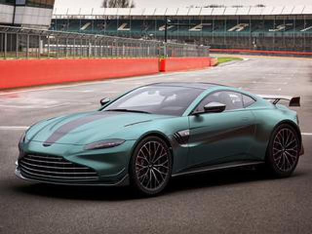 画像: F1セーフティカーの市販モデル「アストンマーティン ヴァンテージF1エディション」がデビュー