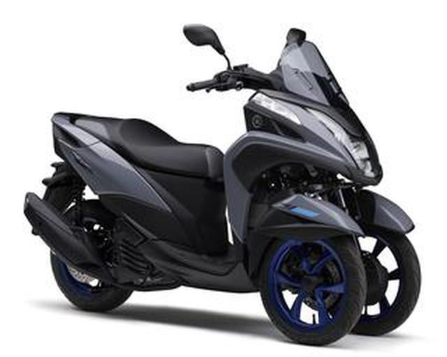 画像: ヤマハ「トリシティ155 ABS」【1分で読める 2021年に新車で購入可能なバイク紹介】