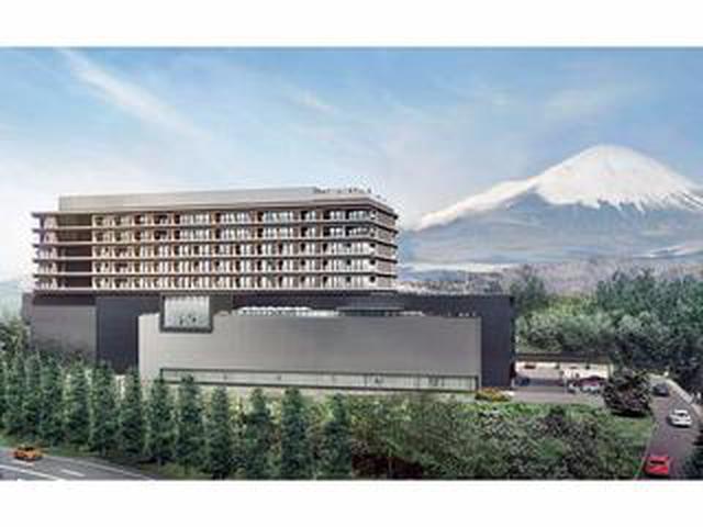 画像: 富士スピードウェイの隣接地にホテルとモータースポーツミュージアムが2022年秋に開業