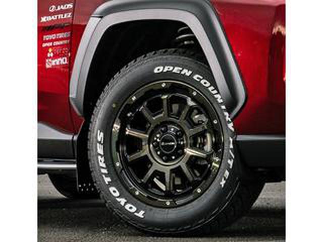 画像: トーヨータイヤがオンロード指向のSUVタイヤ「オープンカントリー A/T EX」を発売