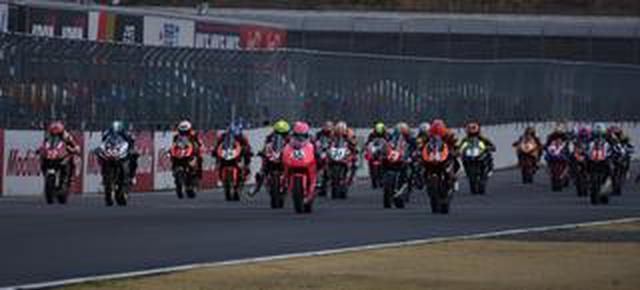 画像: <全日本ロードレース> 帰ってきたサスケ快勝! ~WebオートバイはJP250を応援します!