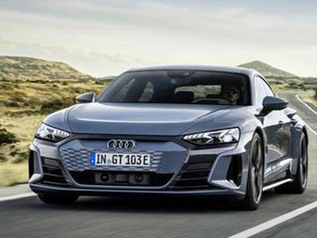 画像: アウディのフラッグシップEV、eトロン GT クワトロ/RS eトロンGTが登場。2021年秋に販売開始