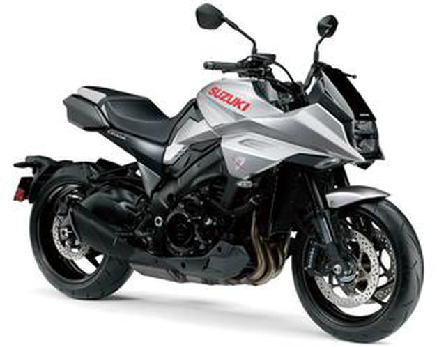 画像: スズキ「KATANA」【1分で読める 2021年に新車で購入可能なバイク紹介】