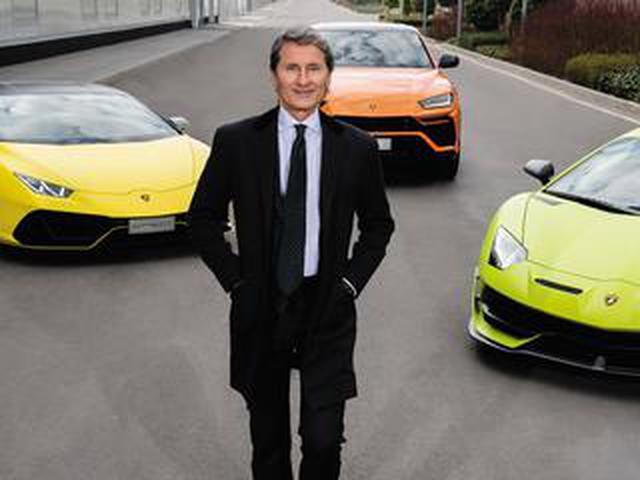 画像: 「ランボルギーニは2021年にV12の新型車2台を発表。うち1台はハイブリッド」新CEOにインタビュー