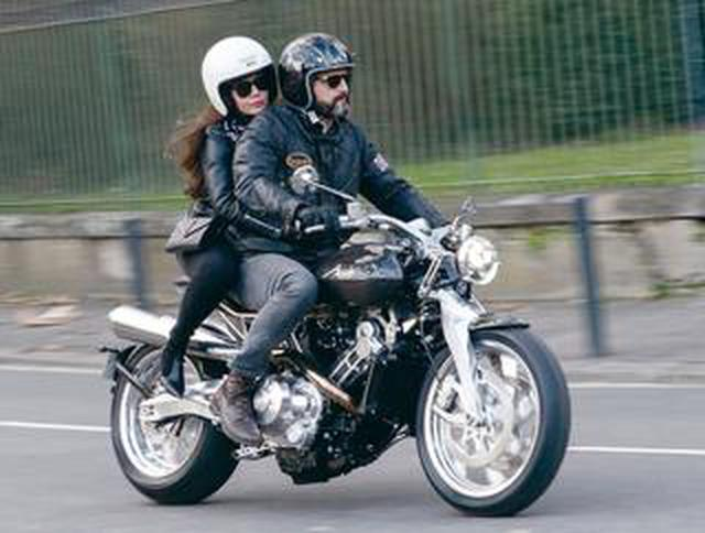 画像: ブラフシューペリアの新型バイク「ロレンス」とは? 限定188台の高級車をチェック!